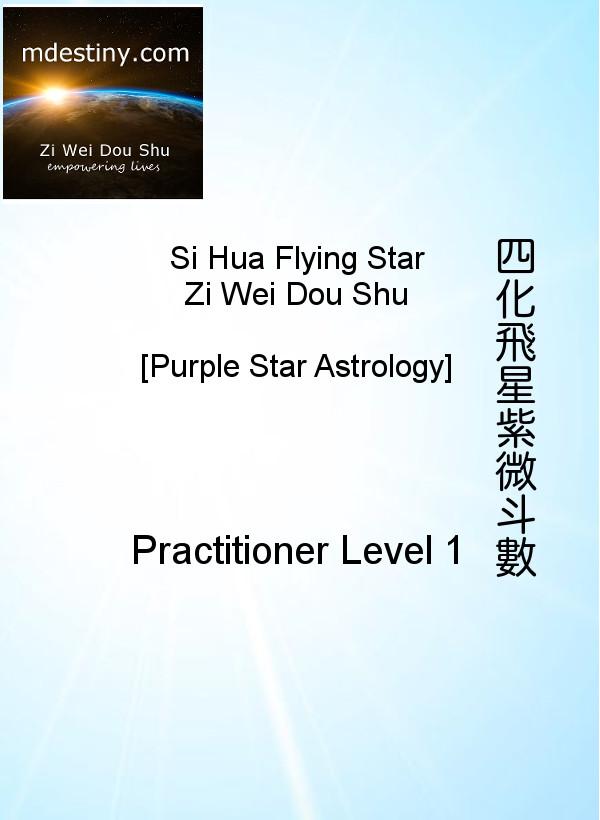 ZiWeiDouShu Practitioner1 Course